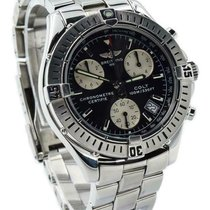 Breitling Steel 38mm Quartz A73350 pre-owned