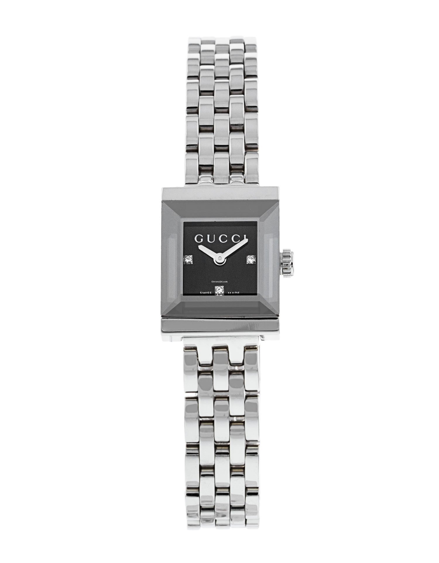 536cfa41619 Gucci Watch G-Frame YA128507 for S  807 for sale from a Seller on Chrono24