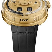 HYT Yellow gold Manual winding Gold 48.8mm new H0