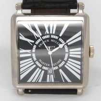 Franck Muller Master Square White gold 42mm United States of America, California, Beverly Hills