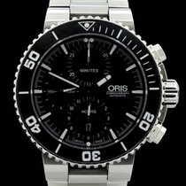 Oris Aquis Chronograph 0177476554154-0782601PEB new
