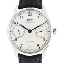 IWC IW500705 Steel Portuguese Automatic 42.3mm new