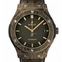 Hublot Bronze Automatic No numerals 45mm new Classic Fusion 45, 42, 38, 33 mm