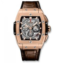 Hublot Automatic Transparent 42mm new Spirit of Big Bang