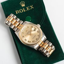 Rolex White gold 36mm Automatic 18039B pre-owned