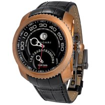 Gérald Genta Gefica Bronze 47mm Black Arabic numerals United States of America, California, Newport Beach