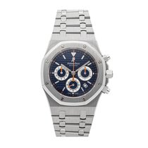 Audemars Piguet 26300ST.OO.1110ST.07 Steel Royal Oak Chronograph 39mm pre-owned United States of America, Pennsylvania, Bala Cynwyd