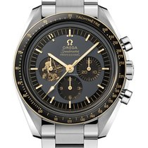 Omega Speedmaster Professional Moonwatch nuevo 2019 Cuerda manual Cronógrafo Reloj con estuche y documentos originales 310.20.42.50.01.001