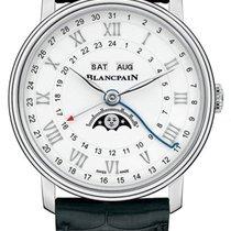 Blancpain Villeret Quantième Complet 6676 1127 55B 2020 new