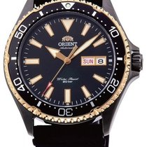 Orient Steel 42mm RA-AA0005B new