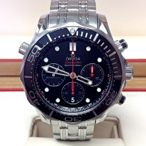 Omega Seamaster Diver 300 M 212.30.44.50.01.001 Very good Steel 44mm Automatic