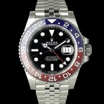 Rolex GMT-Master II 126710BLRO 2018 новые