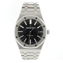 Audemars Piguet 15400st.oo.1220st.01 Steel 2020 Royal Oak Selfwinding 41mm new