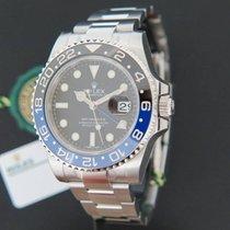 Rolex GMT-Master II 116710BLNR 2016 nuevo