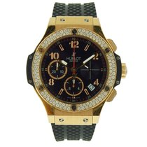 Hublot Big Bang 18K Solid Rose Gold Diamonds
