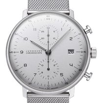 ユンハンス (Junghans) Max Bill Chronoscope Ref. 027/4003.44