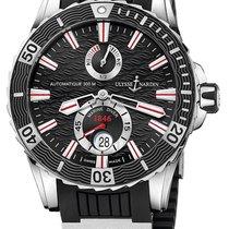 Ulysse Nardin Diver Chronometer Steel Black United States of America, New York, Brooklyn