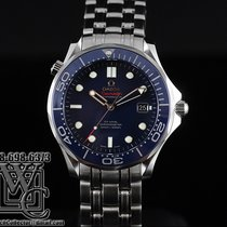 Omega Seamaster Diver Blue Ceramic 300m