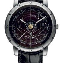 Ulysse Nardin CLASSIC TRILOGY Platinum Astronomic Clock...