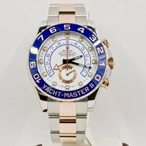 Rolex Yacht-Master II Gold/Steel 44mm White No numerals United States of America, Florida, Miami