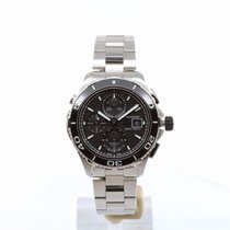 TAG Heuer Aquaracer 500M new Automatic Chronograph Watch with original box and original papers CAK2110.BA0833