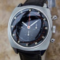 Tissot Seastar T12 Large 42mm Manual Stainless 1970s Swiss...