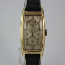 Gruen Vintage Dual Dial Doctor Watch #A3322 Best Zustand