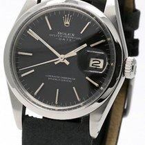 Rolex Oyster Perpetual Date 1500 Automatic Cal 1570 Matte Black