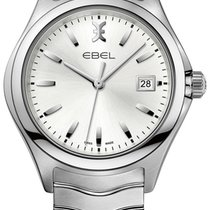 Ebel Wave Steel 40mm Silver United States of America, New York, Airmont