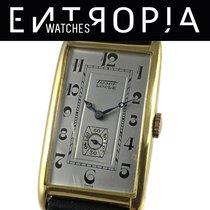 Tissot Oro amarillo Cuerda manual 24,8mm 1960 Le Locle