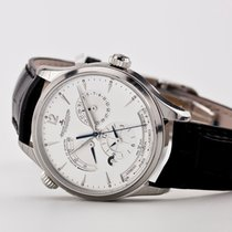 Jaeger-LeCoultre Master Geographic new 2019 Automatic Watch with original box and original papers Q1428421