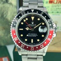 Rolex GMT Master II 16760 Fat Lady Unpolished Full Set Box ...