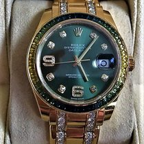 Rolex Datejust Pearlmaster подержанные