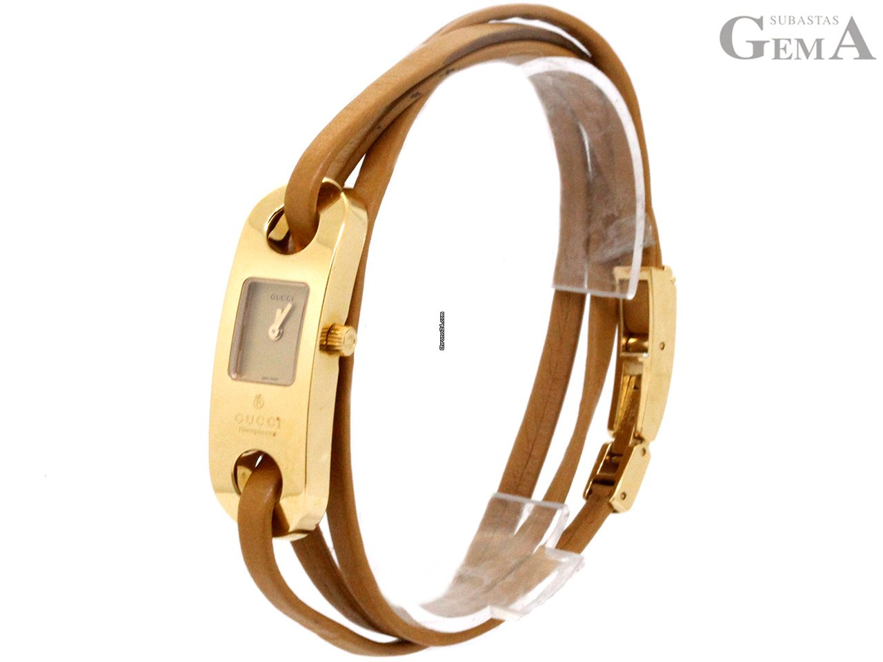 cf13a787170 Gucci 6100L for AU  288 for sale from a Trusted Seller on Chrono24