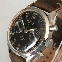 Universal Genève Chronograph 38mm Handaufzug 1942 gebraucht