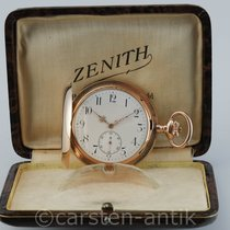 Zenith 56mm Cuerda manual 1900 usados Blanco