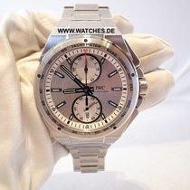 IWC Ingenieur Chronograph Racer Stahl 45mm Silber