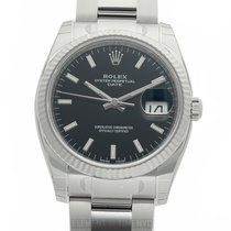 Rolex 115234 Steel Oyster Perpetual Date 34mm new United States of America, New York, New York