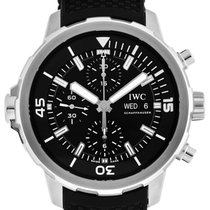 IWC Aquatimer Chronograph new Automatic Watch with original box IW376803