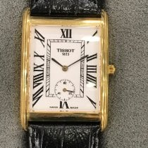 Tissot Yellow gold 26mm Quartz T71361013 new