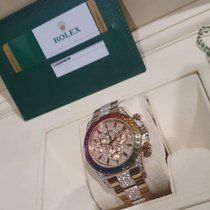 Rolex Daytona Rose gold 40mm Black No numerals Australia, Murdoch