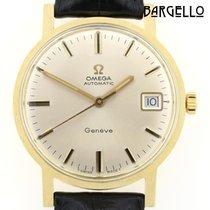 Omega Genève Yellow gold 34.6mm
