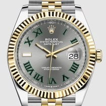 Rolex Datejust Gold/Steel 41mm No numerals United States of America, New Jersey, Totowa