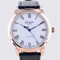 Glashütte Original Rose gold 40mm Automatic 39-59-01-05-04 pre-owned