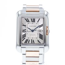 Cartier Tank Anglaise W5310037 2010 pre-owned