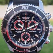 Breitling Superocean Chronograph M2000 Steel Black United States of America, New York, Woodbury