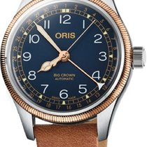 Oris Women's watch Big Crown Pointer Date 36mm Automatic new Watch with original box and original papers 2019