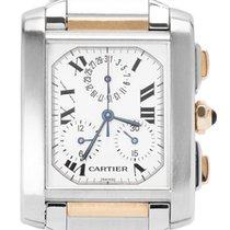 Cartier Zeljezo 28mm Kvarc W51004Q4 2303 rabljen