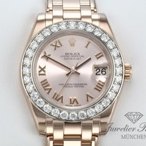 Rolex Pearlmaster 81285 2013 occasion