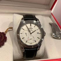 Omega De Ville Co-Axial Steel 39mm White United States of America, Florida, Plantation